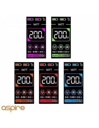 Aspire RHEA 200W mod - colori schermo