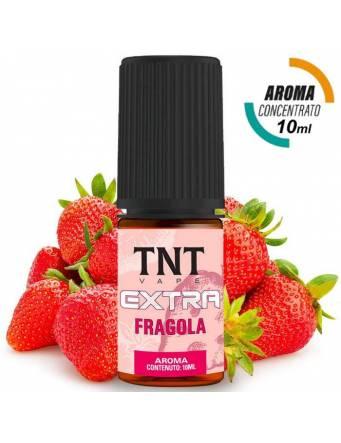 TNT Vape Extra FRAGOLA 10ml aroma concentrato