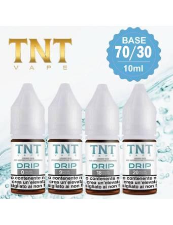TNTVape NICOBOOSTER 10ml 70/30 (basetta neutra con e senza nicotina)