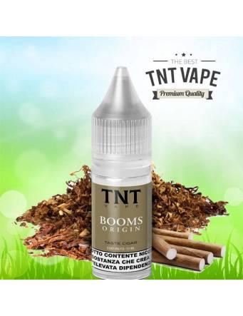 TNT Vape BOOMS ORIGIN 10ml liquido pronto