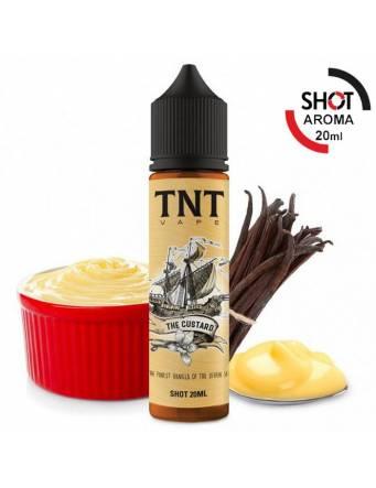 TNTVape THE CUSTARD 20ml aroma scomposto