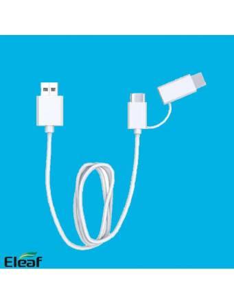 Cavo USB QC 3.0 Type C - caricabatteria rapido ELEAF