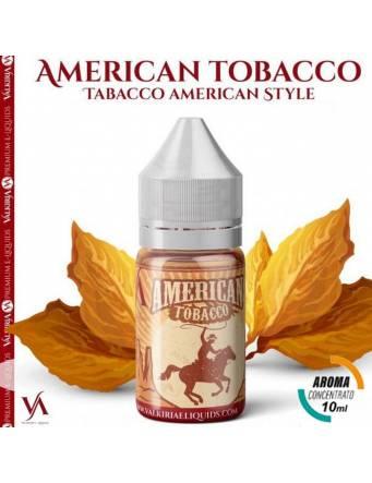 Valkiria AMERICAN TOBACCO 10ml aroma concentrato Tabac