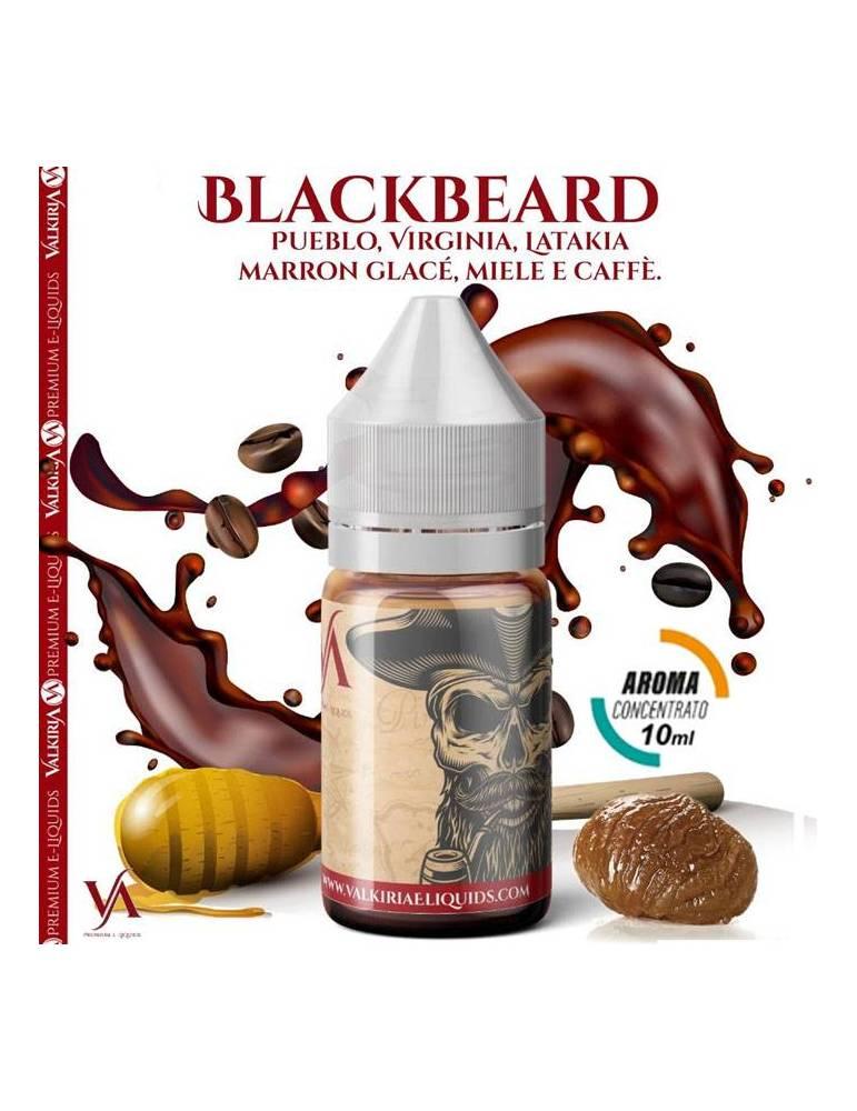 Valkiria BLACKBEARD 10ml aroma concentrato Tabac