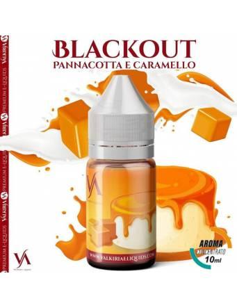 Valkiria BLACKOUT 10ml aroma concentrato Cream
