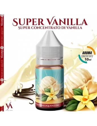 Valkiria SUPER VANILLA 10ml aroma concentrato Cream