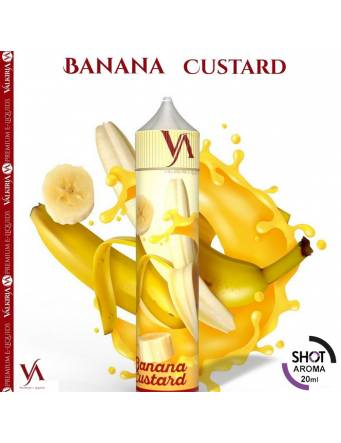 Valkiria BANANA CUSTARD 20ml aroma Scomposto Cream
