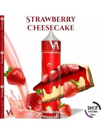 Valkiria STRAWBERRY CHEESECAKE 20ml aroma Scomposto Cream