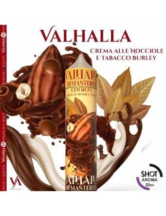 Valkiria VALHALLA Remastered Edition 20ml aroma Scomposto Tabac