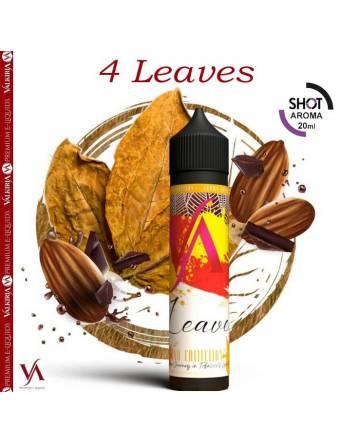 Valkiria - Beyond 4 LEAVES 20ml aroma Scomposto Tabac