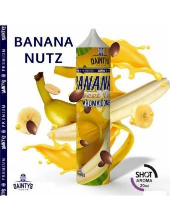 Dainty's BANANA NUTZ 20ml aroma Scomposto Cream by Eco Vape