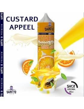 Dainty's CUSTARD APPEEL 20ml aroma Scomposto Cream by Eco Vape