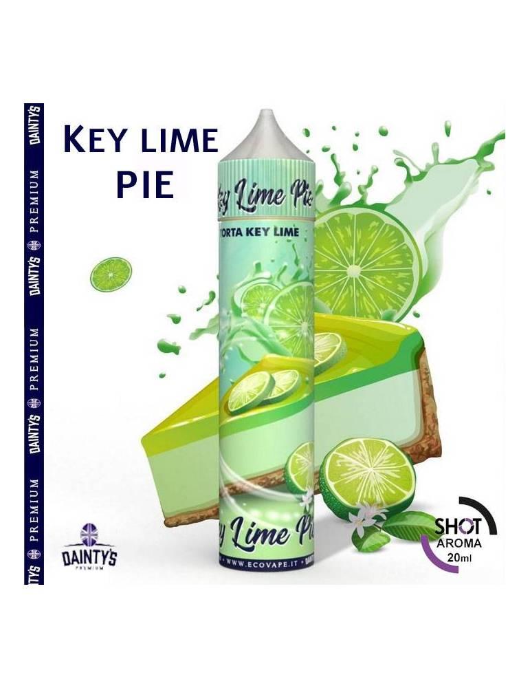 Dainty's KEY LIME PIE 20ml aroma Scomposto Cream by Eco Vape