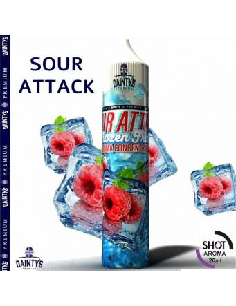 Dainty's SOUR ATTACK 20ml aroma Scomposto Ice by Eco Vape