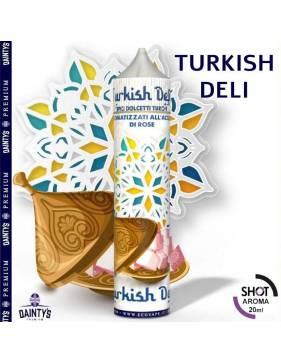 Dainty's TURKISH DELI 20ml aroma Scomposto Cream by Eco Vape