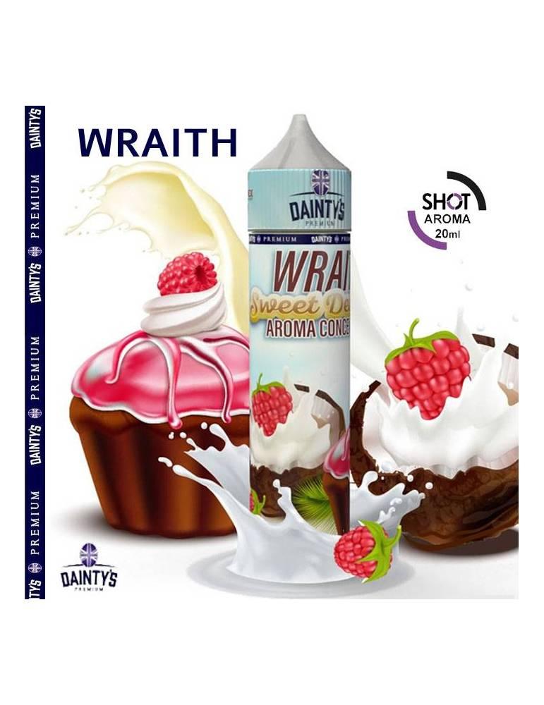 Dainty's WRAITH 20ml aroma Scomposto Cream by Eco Vape