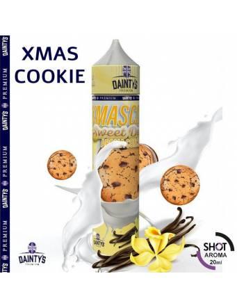 Dainty's XMAS COOKIE 20ml aroma Scomposto Cream by Eco Vape