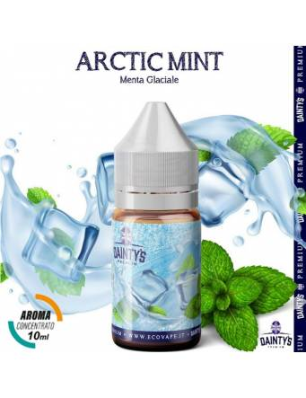 Dainty's ARCTIC MINT 10ml aroma concentrato Ice by Eco Vape
