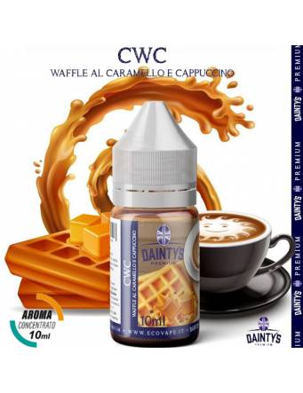 Dainty's CWC 10ml aroma concentrato Cream by Eco Vape