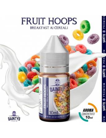 Dainty's FRUIT HOOPS 10ml aroma concentrato Cream by Eco Vape