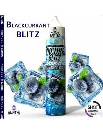 Dainty's Premium BLACKCURRANT BLITZ 20ml aroma Scomposto Ice by Eco Vape