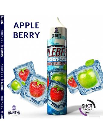 Dainty's Premium APPLEBERRY 20ml aroma Scomposto Ice by Eco Vape
