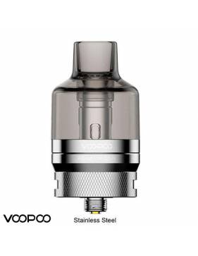 VooPoo PnP Pod Tank 4,5ml (1 pod + 2 coil) per Drag X/S acciaio