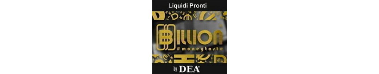 Liquidi pronti Billion by DEA Flavor