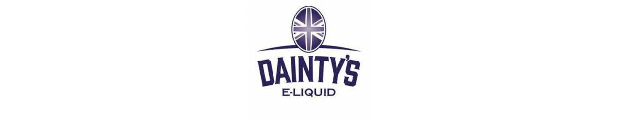 Dainty's by Eco Vape aromi concentrati