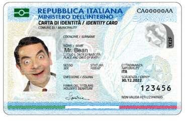 Documento d'identità, perchè ve lo chiediamo?